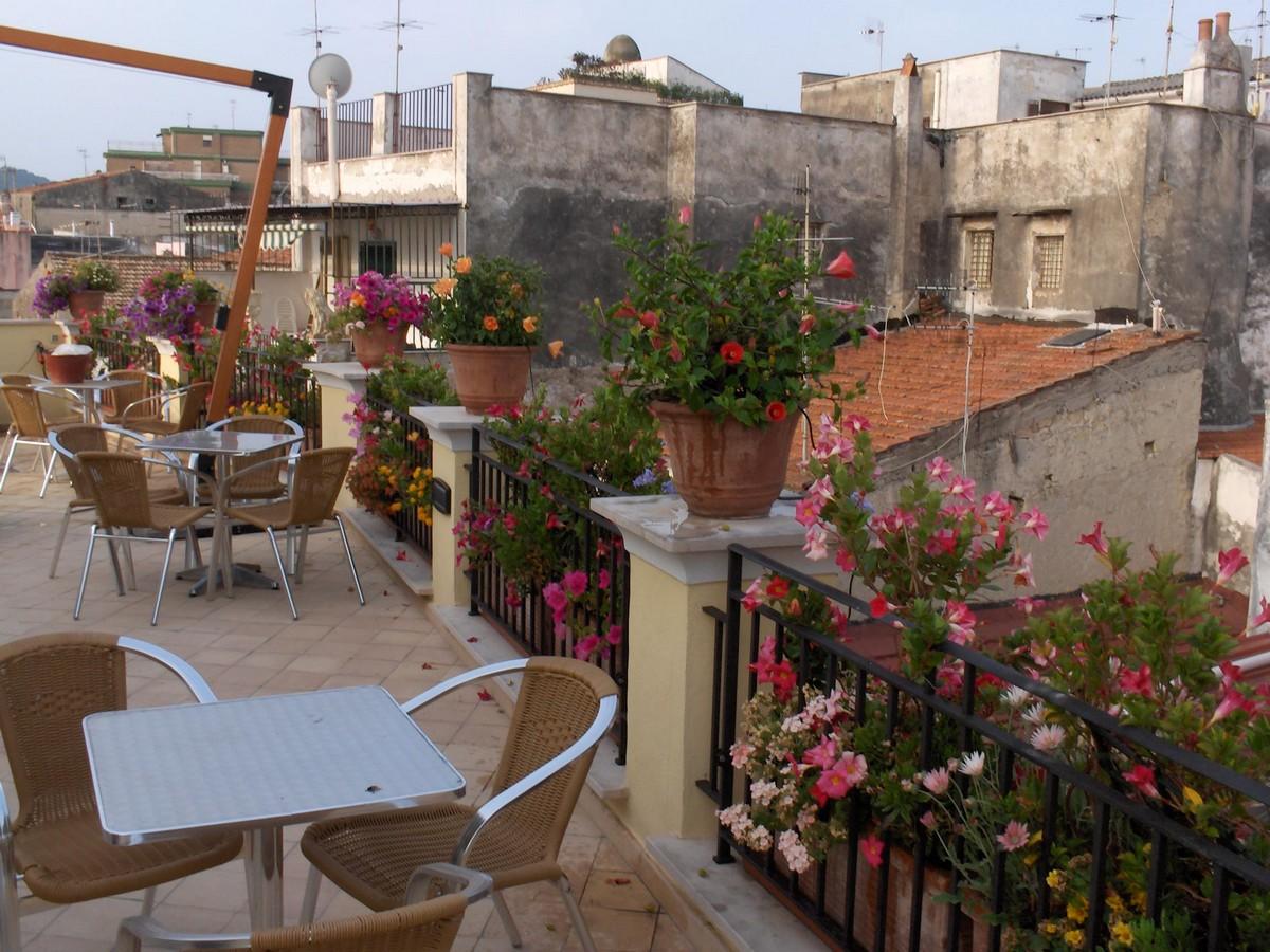 Terrazze verdi e giardini pensili – Vivaio Del Golfo